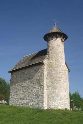 Kostolik sv.Michala