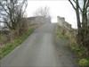 Very steep hump backed bridge to avoid