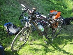 Das Bike ;)