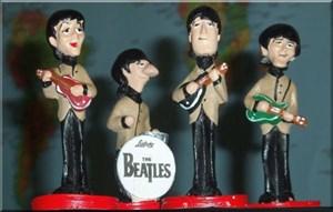 Paul, Ringo, John & George