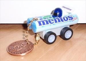 2 Cents Mentos Racer
