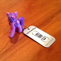 Twilight Sparkle - GeocachePets.com Travel Bug
