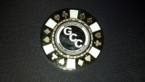 2008 Geocoin Poker Challenge Coin Side 2