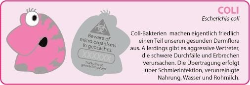 tb2njc0 micro organism geocoins coli der kleine. Black Bedroom Furniture Sets. Home Design Ideas