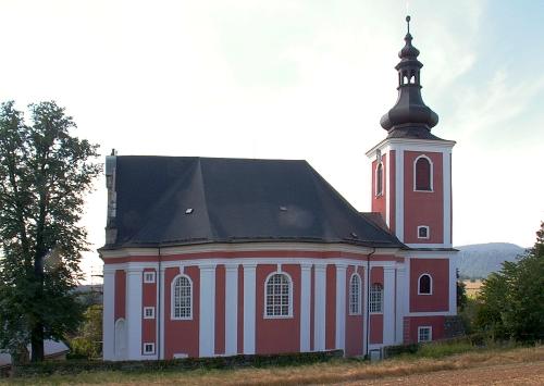 Kostel Sv. Márí Magdalény