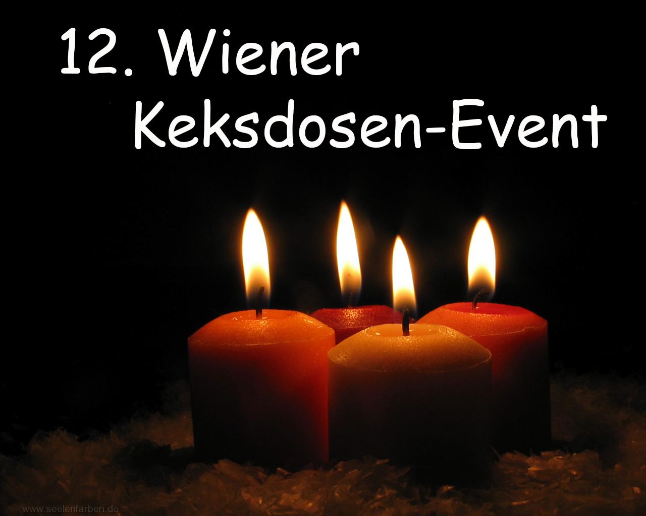 Seelenfarben Weihnachten.Gc801f7 12 Wiener Keksdosen Event Event Cache In Wien Austria