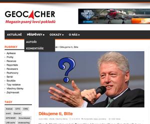 Server geocacher.cz