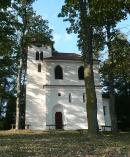 Kostel sv. Jana a Pavla v Dobrši