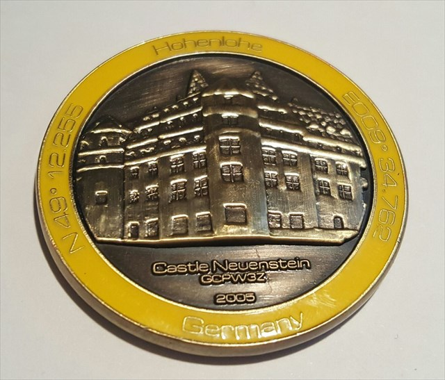 Front of the coin