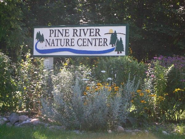 Pine River Nature Center Michigan