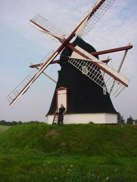 Dorf vindmølle
