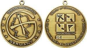 German Geocoin