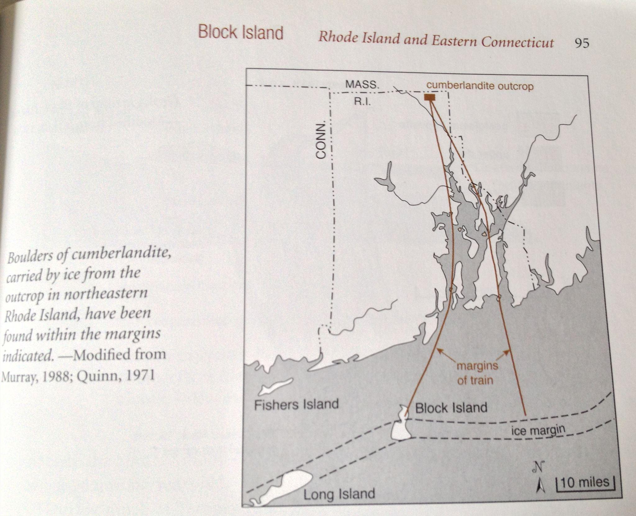 GCDR Only In Rhode Island Earthcache In Rhode Island United - Where is rhode island