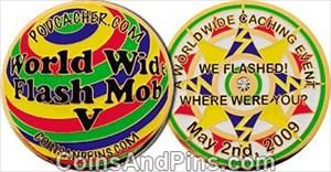 WWFM V coin