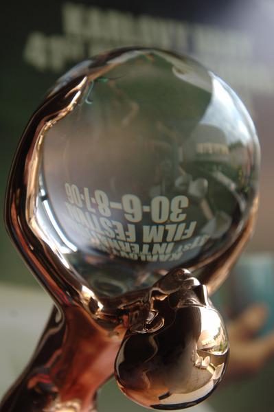 Festivalová cena / Festival award