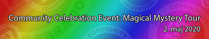 Community Celebration Event: Magical Mystery Tour