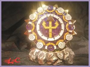 Neptunes Compass Geocoin *MINNESOTA VIKINGS*