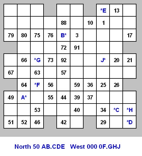 image about Hidato Printable identify GC34GDD Smiley deal with Puzzles #8 (Unidentified Cache) inside South East