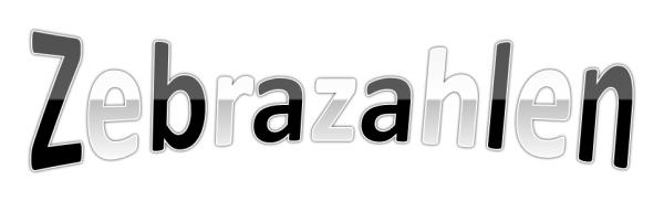 Zebrazahlen - Titel