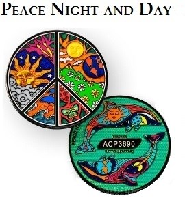 Peace Night And Day