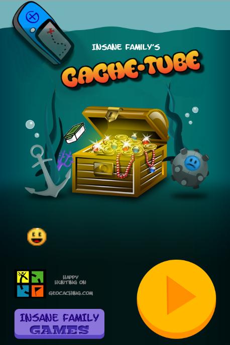 Cache-tube