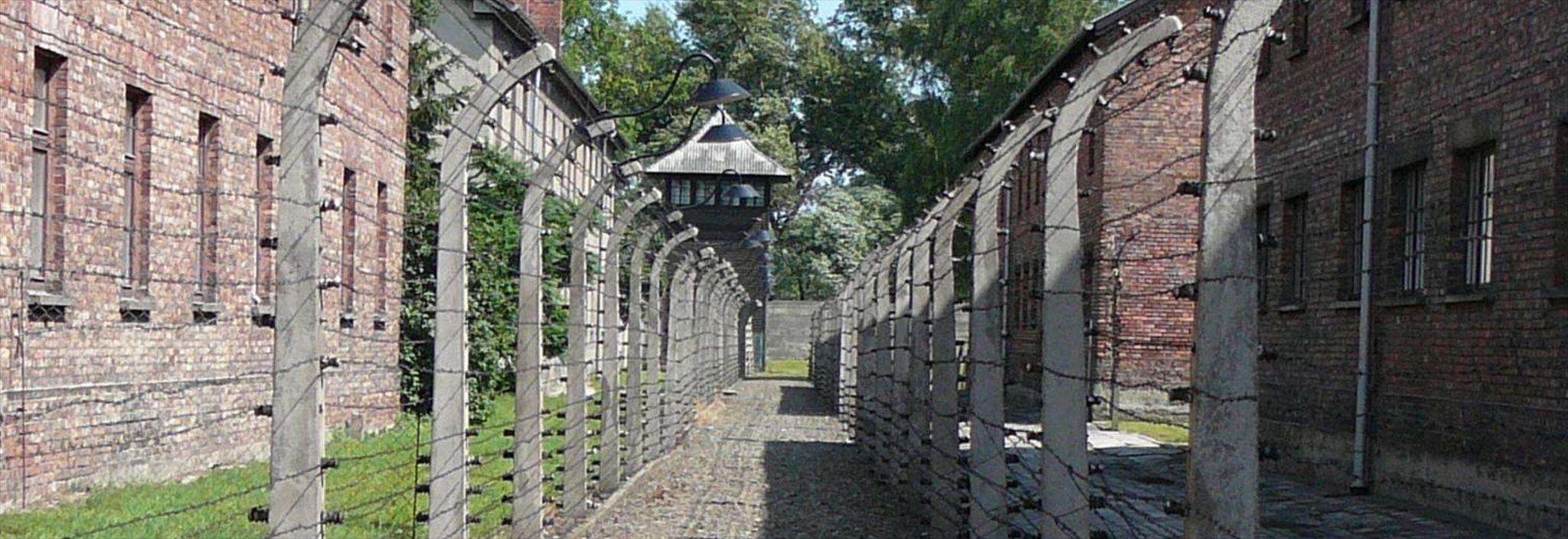 Koncentracni tabor v Osvetimi
