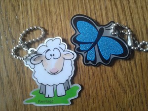 Butterfly and Sheep