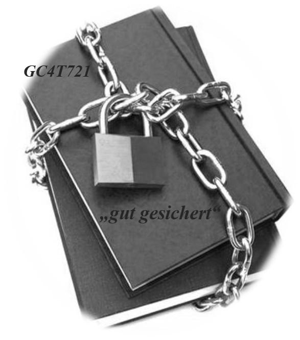 gut gesichert - Viernheim's 1st Letterbox