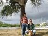 04 com Félix o cão, hoje de manhã em santarém log image