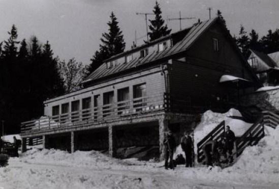 Chata pod Inovcom 1979