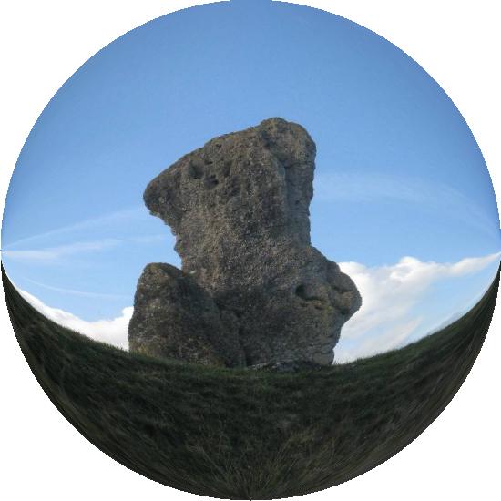 la pierre cornue