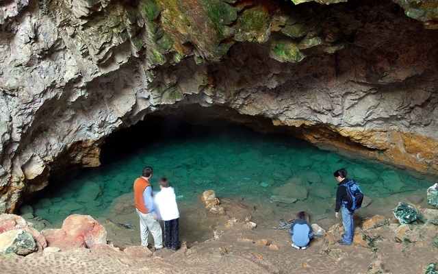 Ruatapu Cave