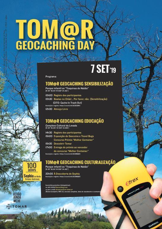 Tomar Geocaching Day