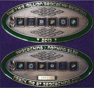 2 Million Geocache