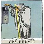 GPS-Hermit