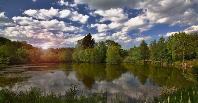 Trebešovský rybník