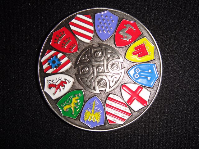 Knights of the round table symbol modern coffee tables and accent tables - Knights of the round table lego ...