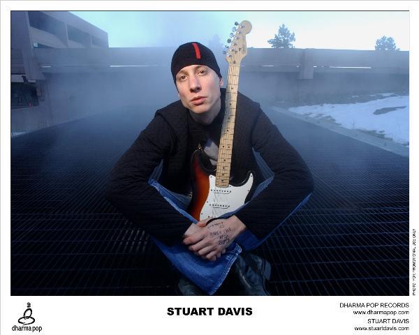Stuart - Guitar
