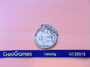 Project GeoGames 2012