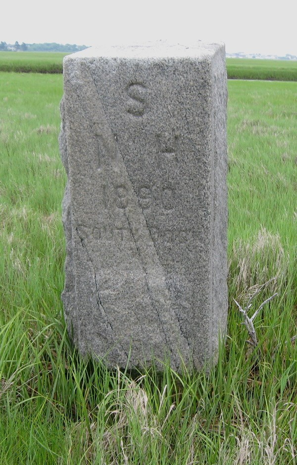 Benchmark Bagging - Peaks with Historic Survey Markers