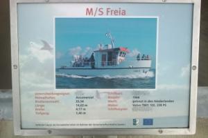 MS Freia Info