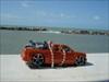 The Chevy at the Ocean in Marina di Pisa