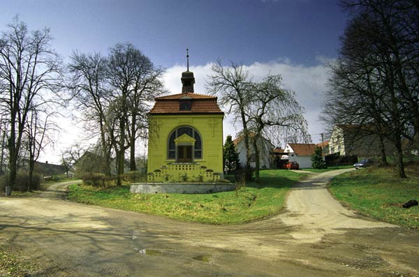 Kaple SV. Prokopa ve Zborove