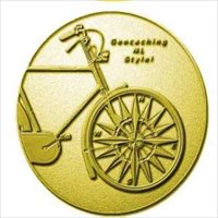 Dutch Biking coin