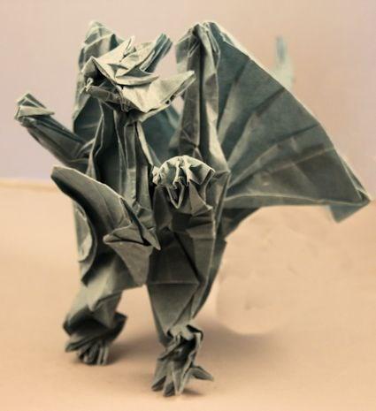 Origami Darkness Dragon 2 0 Pdf