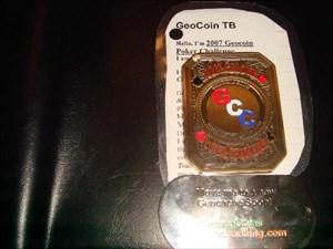 2007 Geocoin Poker Challenge