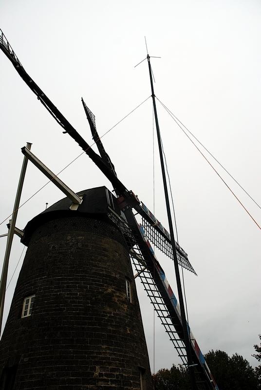 PA6TIEN Van Tienhovenmolen antennas