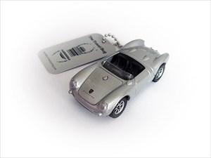 Porsche 550 before its start