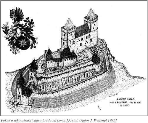 Kresba Radyne jako Kasperk