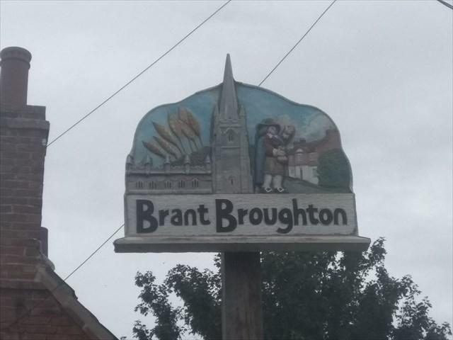 Village Sign, Brant Broughton